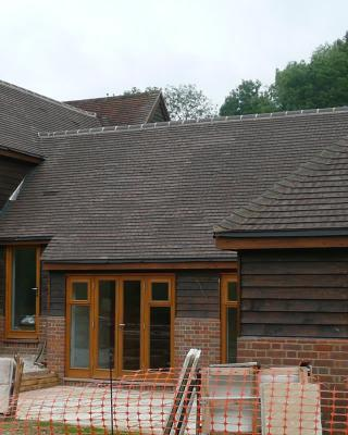 Extensions and Reformation of Tithe Barn, Chesham Bois